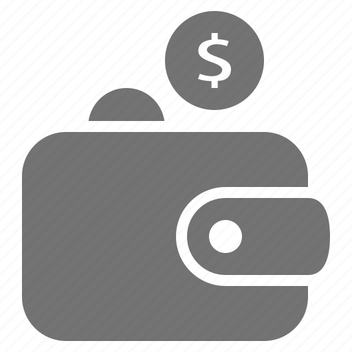 cash, dollar, income, money, payment, salary, savings, wallet icon