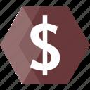 cash, dollar, monetary, money, price, sale, shopping icon