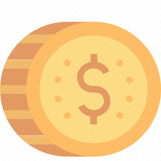 Coin, banking, currency, dollar, finance, money, payment icon - Download on Iconfinder
