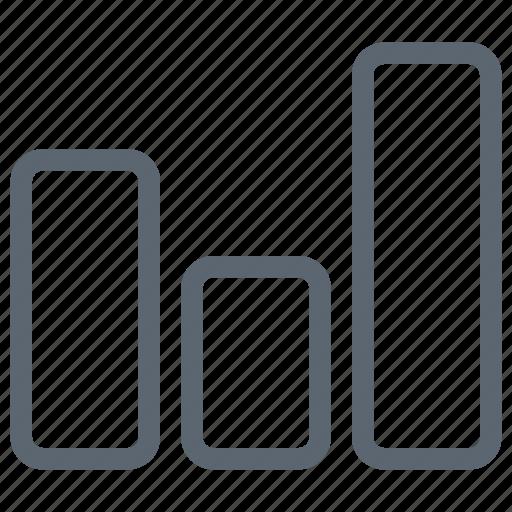 Analysis  Bar  Block  Chart  Diagram  Graph  Statistics Icon