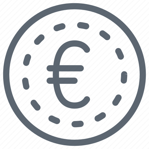 Euro, cash, coin, currency, finance, money icon - Download on Iconfinder