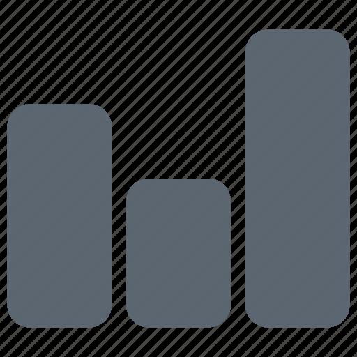 analysis, analytics, bar, block, chart, graph, statistics icon