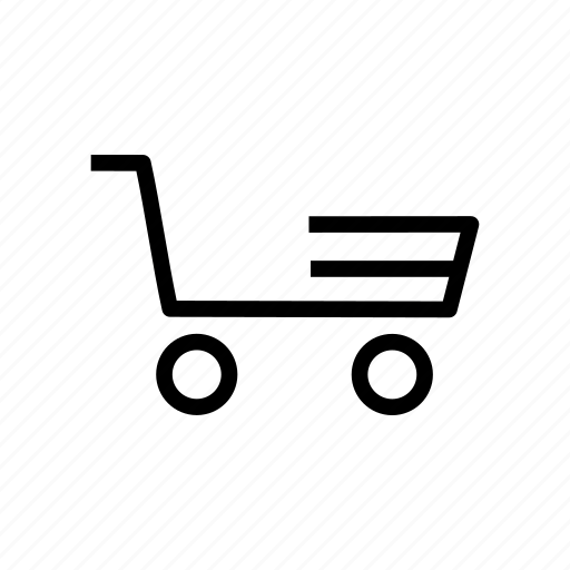 buy, cart, shopping, store, trolley icon