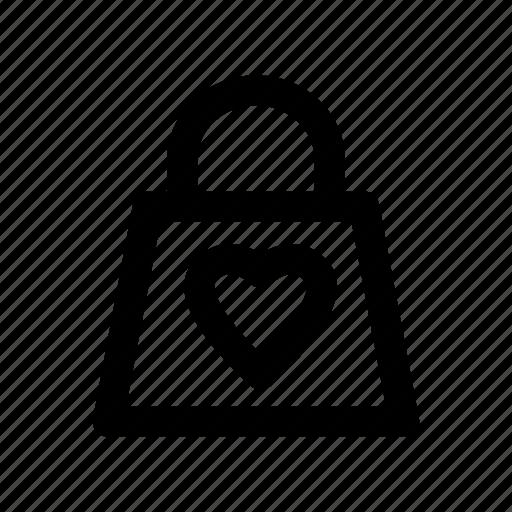 bag, buy, favorite, packet, shopping icon