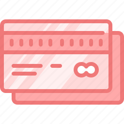 cash, credit card, debit, money, pay, payment icon