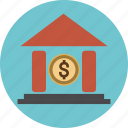 bank, business, cash, dollar, euro, finance, financial, money, payment icon
