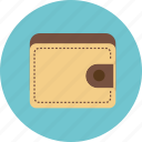 cash, coins, dollar, euro, money, payment, port, shopping, wallet icon