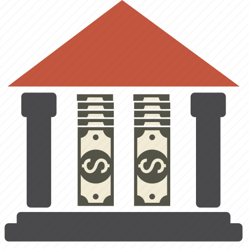 bank, business, cash, dollar, euro, finance, financial, money, papers, payment icon