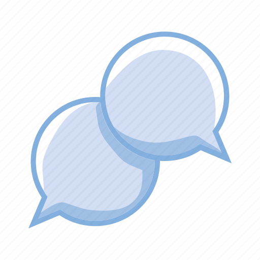 bubbles, communication, dialog, discussion, share icon