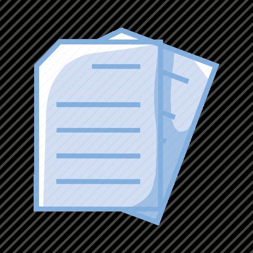 doc, document, double file, file, files, folder icon