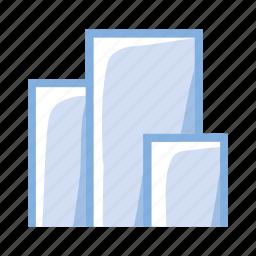 analytics, bars, diagram, graph, statistics, stats icon