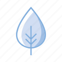 eco, ecology, leaf, nature, tree icon