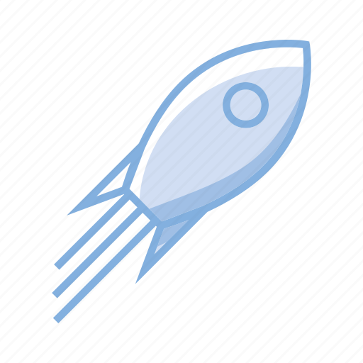 go, goal, launch, mission, rocket, start icon