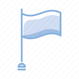 flag, windy icon