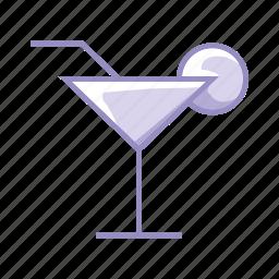 beach, break, cocktail, drink, hollidays, purple, vaccation icon