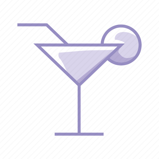 beach, break, cocktail, drink, hollidays, purple, vaccation icon