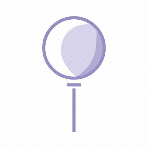 explore, find, glass, magnifying, purple, research, search icon