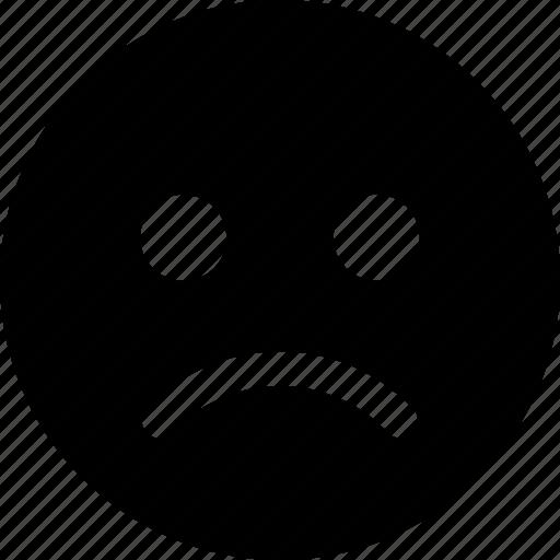 bad, emotion, mood, survey icon