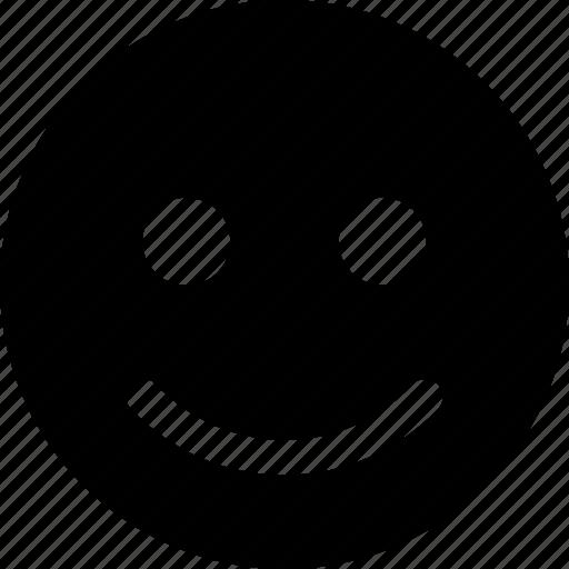 emotion, good, mood, survey icon