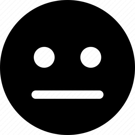 emotion, mood, regular, survey icon
