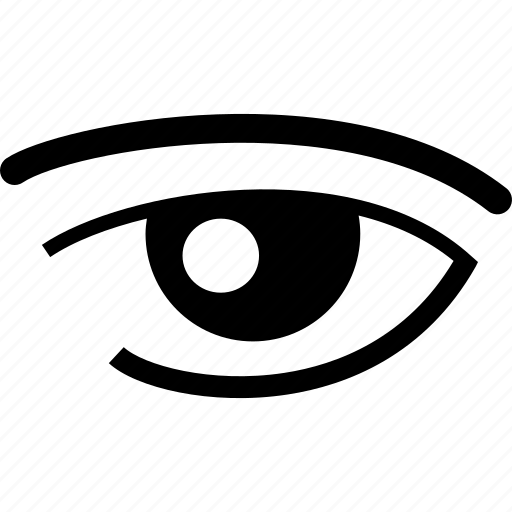eye, look, see, sight, watch icon