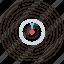 challenge, complex, labyrinth, maze, path, problem, solve, way icon
