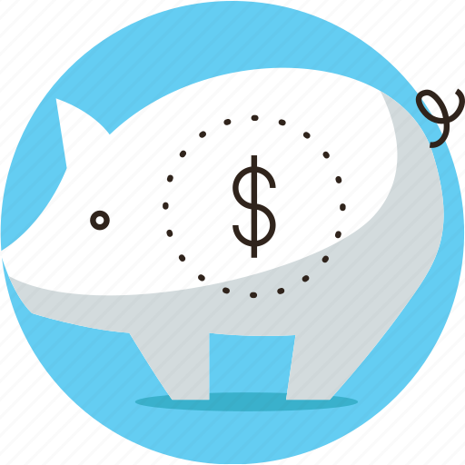 bank, charity, finance, money, piggy, save, savings icon