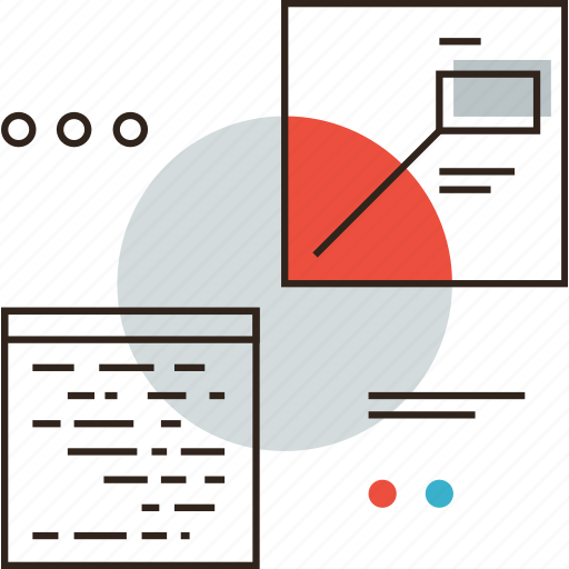 abstract, code, coding, data, programming, software, technology, website icon