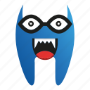 character, creature, monster cartoon icon