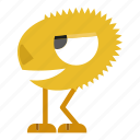 halloween, mascot, monster cartoon icon