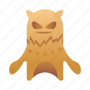 beast, character, creature, cute, mascot, monster, sand icon