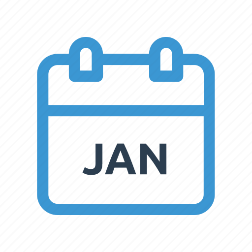 calendar, date, event, jan, january, meeting, month icon