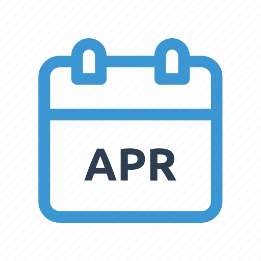 appointment, apr, april, calendar, date, meeting, month icon