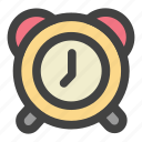 alarm, clock, morning, schedule, time, timer icon