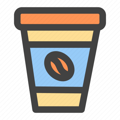 Cafe, coffee, cup, morning, beverage, drink, hot icon - Download on Iconfinder