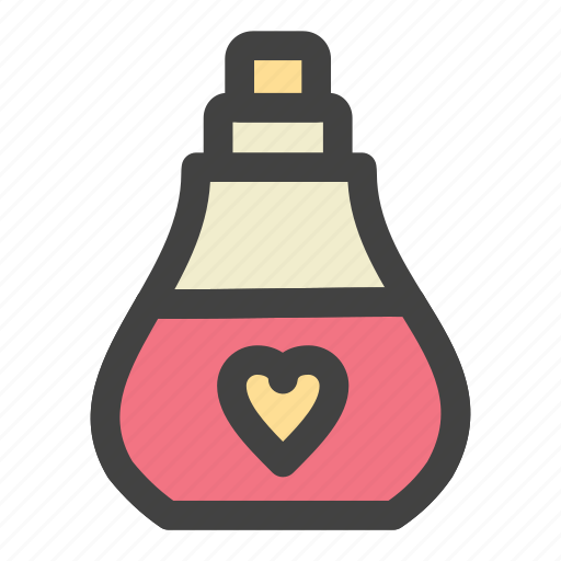 fragrance, morning, perfume, scent icon