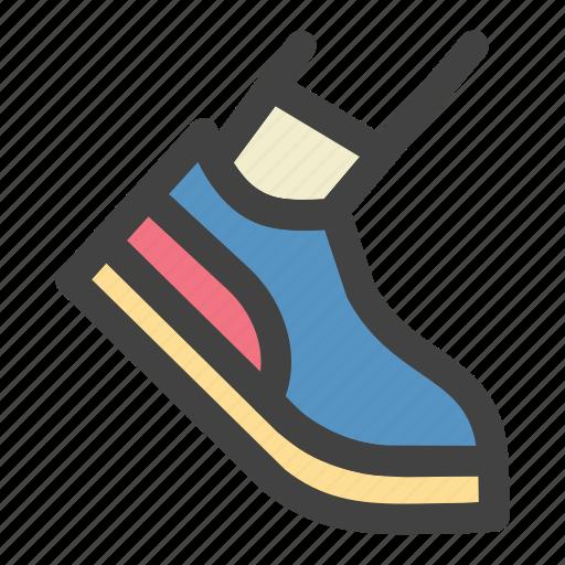 Jogging, morning, run, running, shoe icon - Download on Iconfinder