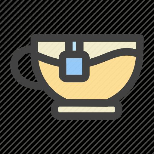 coffee, cup, drink, morning, mug, tea icon