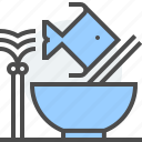 cuisine, culture, fish, food, hawaiian, kitchen, poi icon