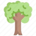 big tree, earth day, ecology, environment, mother, nature, plant icon