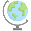 earth day, earth globe, ecology, environment, geography, mother, nature icon