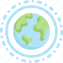 ozone, atmosphere, earth day, ecology, nature, mother, environment icon
