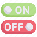 earth day, ecology, environment, mother, nature, on off, switch button icon