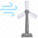 earth day, ecology, environment, mother, nature, power, windmill energy icon