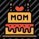 cake, dessert, sweet icon