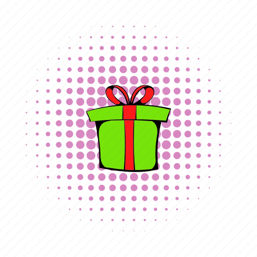 box, comics, day, gift, holiday, love, mother icon