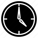 circle, clock, motion, time, watch icon