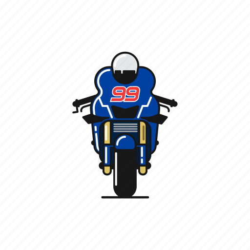 bike, jorge lorenzo, motogp, race, yamaha icon
