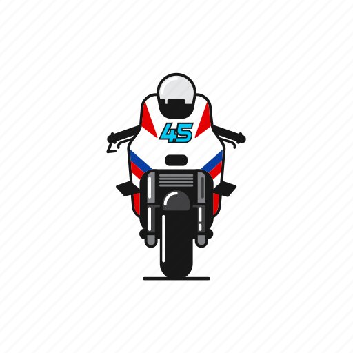 bike, fast, motogp, parmac, scott redding icon