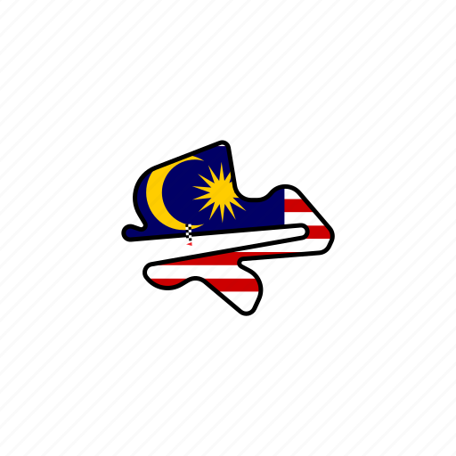 circuit, international, malaysia, motogp, race, road, sepang icon